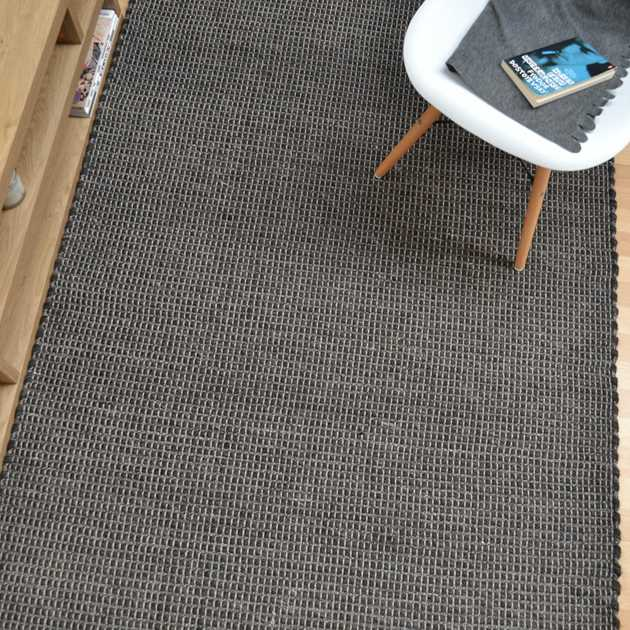 Enzo Rugs In Charcoal Free Uk Delivery The Rug Seller
