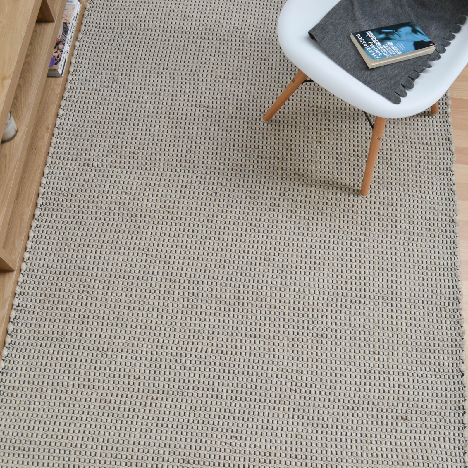 Enzo Rugs in Cream