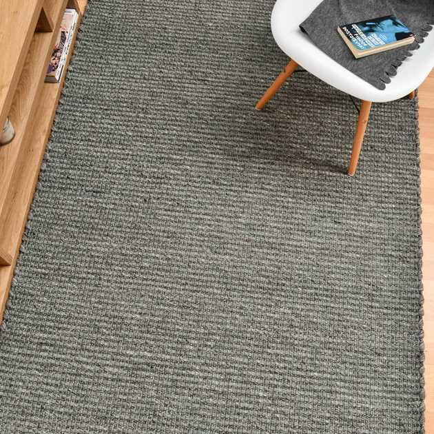Enzo Rugs in Grey and Blue