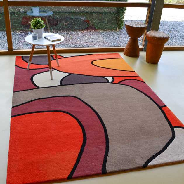 Estella Comic 875003 Rugs by Brink and Campman