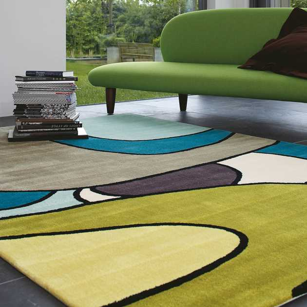 Estella Comic 875008 Rugs by Brink and Campman