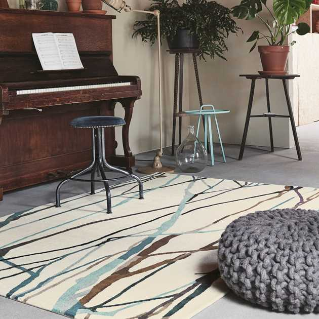 Estella Drip 878104 Rugs by Brink and Campman