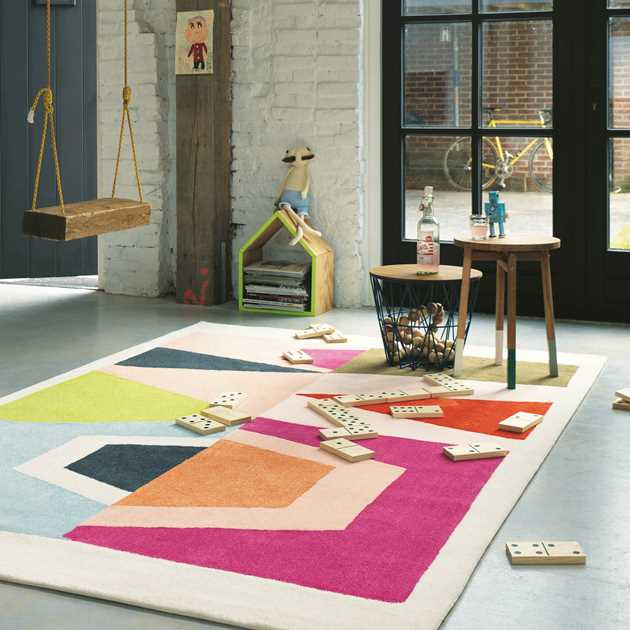 Estella Totem Rugs 878502 by Brink and Campman
