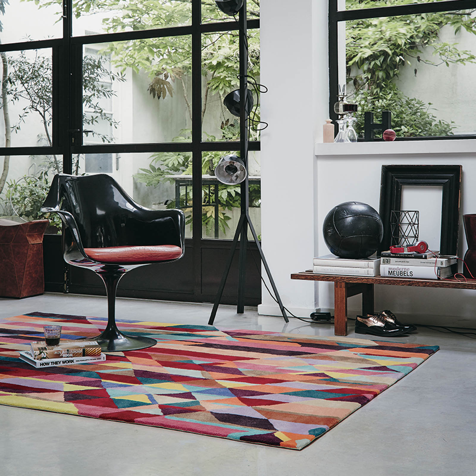 Xian Facet 78400 Rugs by Brink and Campman