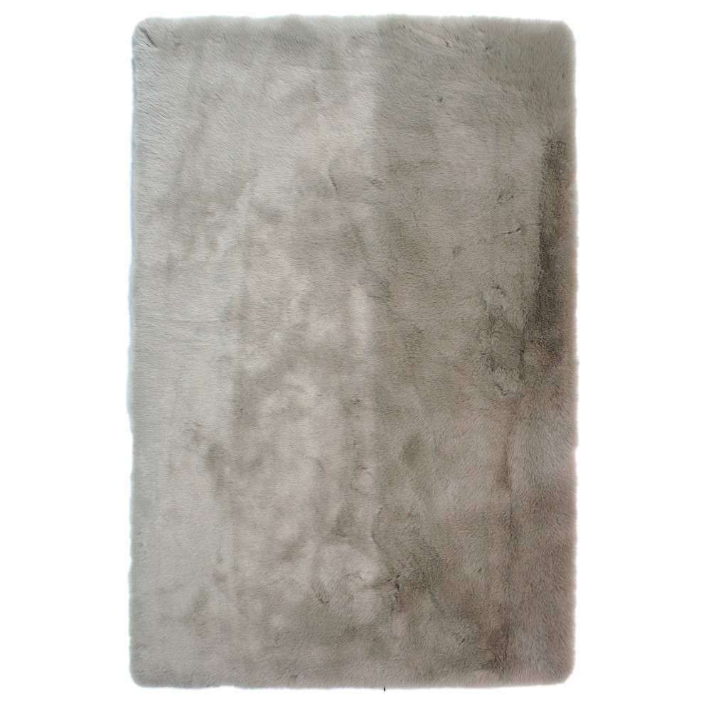 Fairmont Faux Fur Rugs In Taupe Buy Online From The Rug