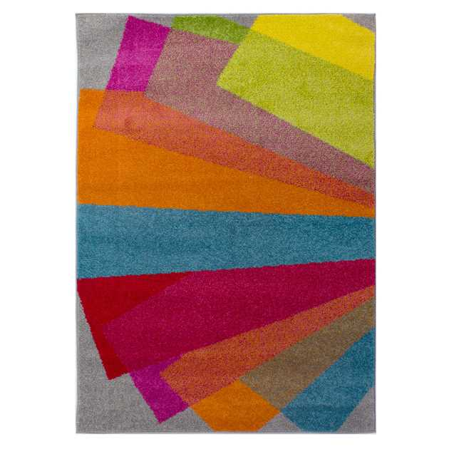 Brights Fan Multicoloured Rugs