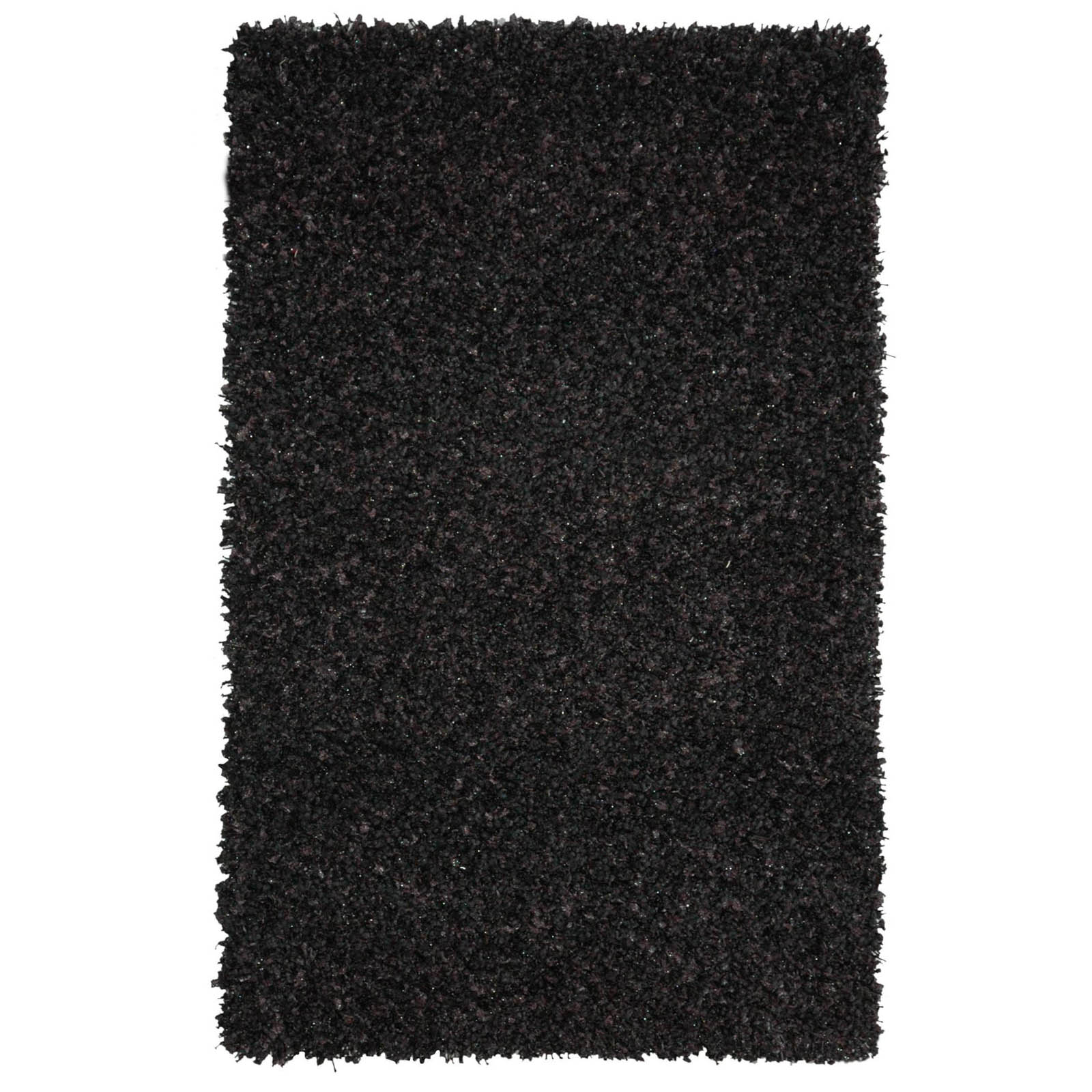 Fantasy Rugs in Jet Black