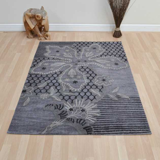 Finesse Rugs 4306 67 in Brown