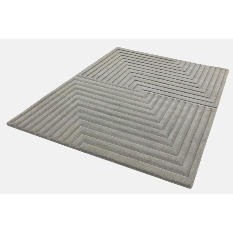 Form Rugs In Silver Buy Online From The Rug Seller Uk