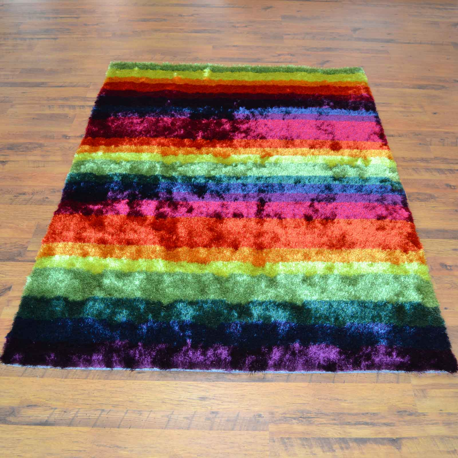 Funky Rugs 8111 75 Multi Coloured