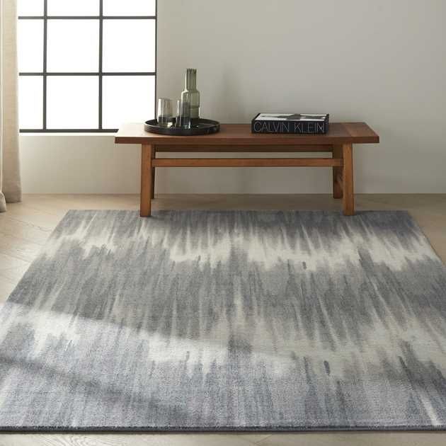 Gradient Rugs GDT02 in Baltic by Calvin Klein