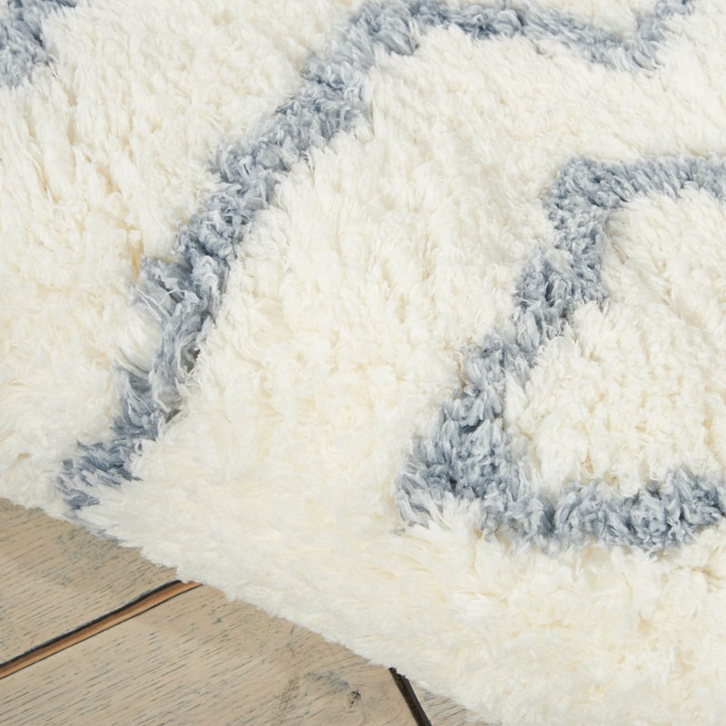 Nourison Galway Rugs Glw03 In Ivory And Blue Buy Online