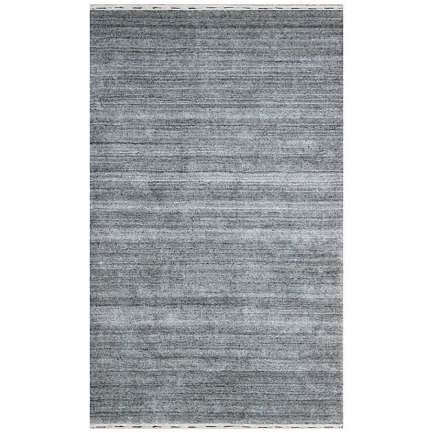 Gabbeh Rugs in Silver