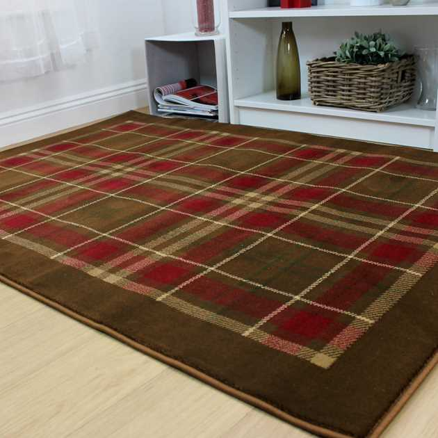 Galloway Rugs in Tan