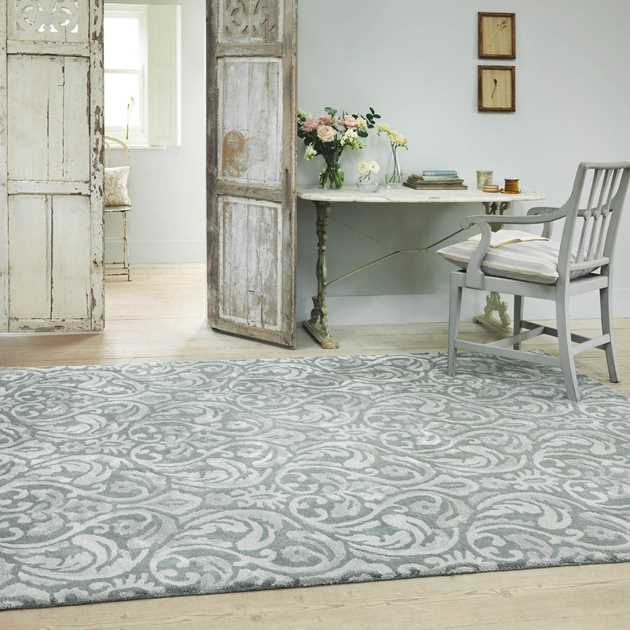 Sanderson Giulietta Rugs 46608 in Dove