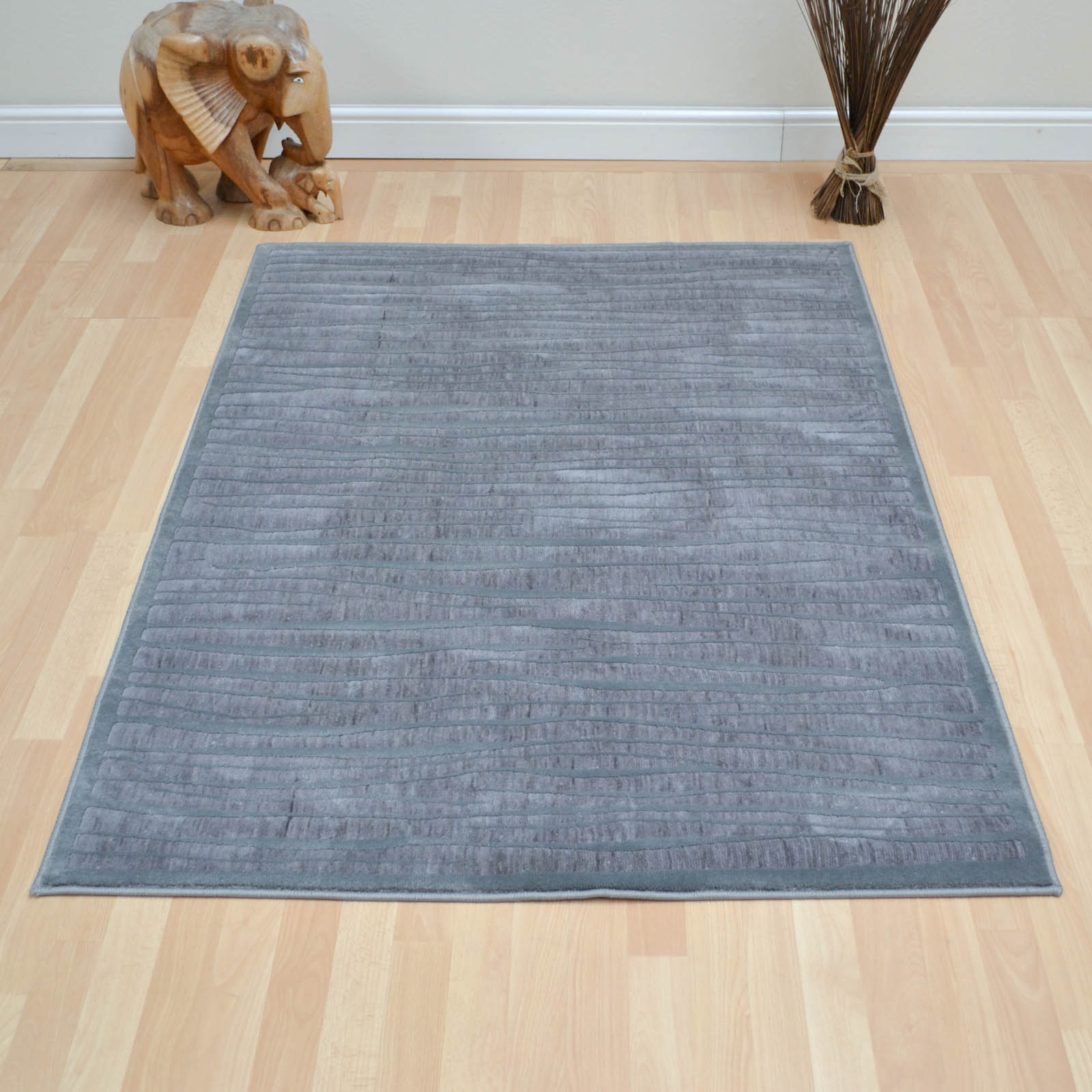 Himalaya Rugs in Grey