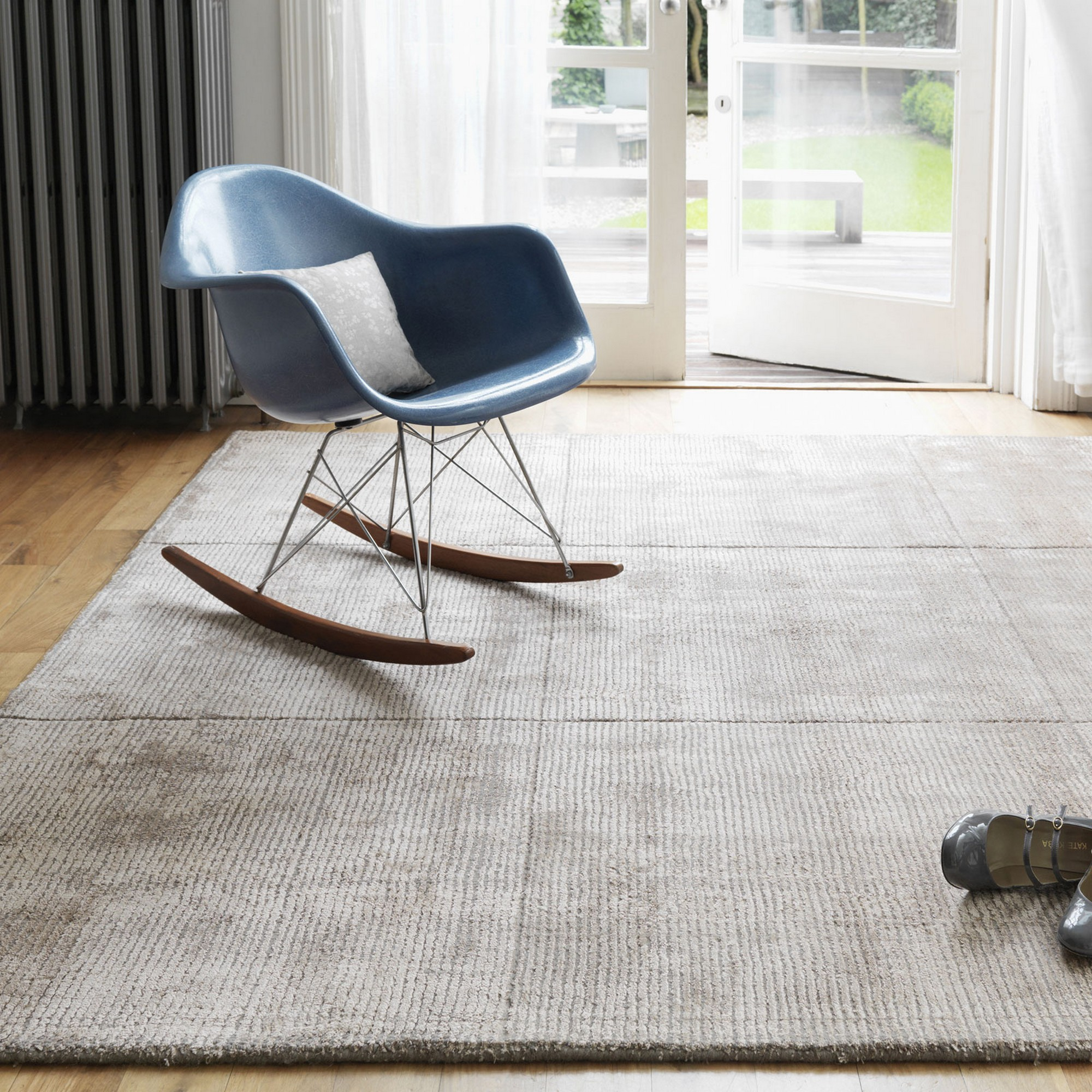 Grosvenor Rugs in Taupe