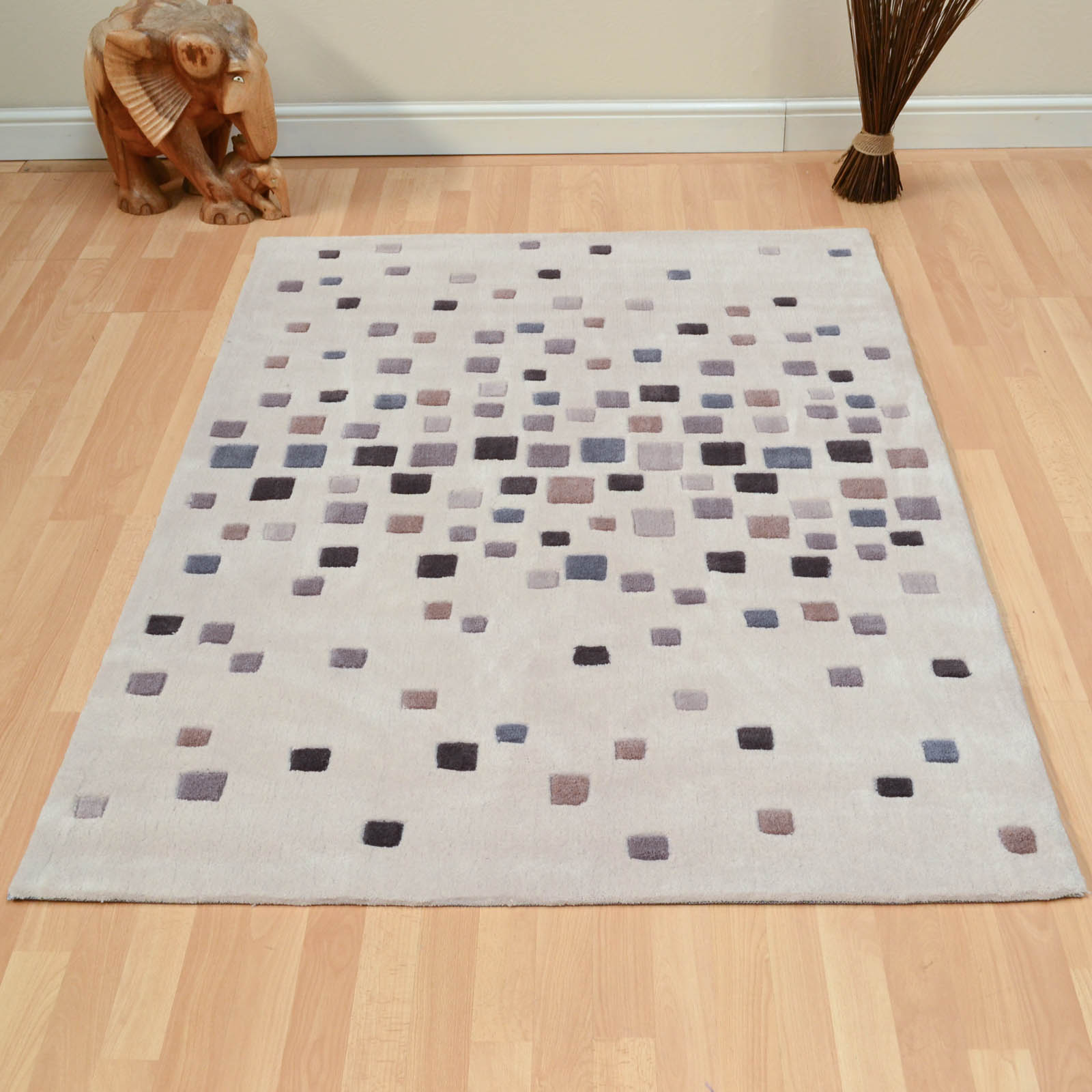 Harlequin Rugs HA10 008 Spacedust Natural