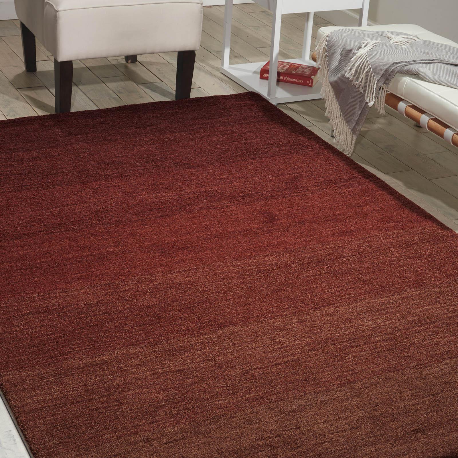 calvin klein haze rugs hac01 madder