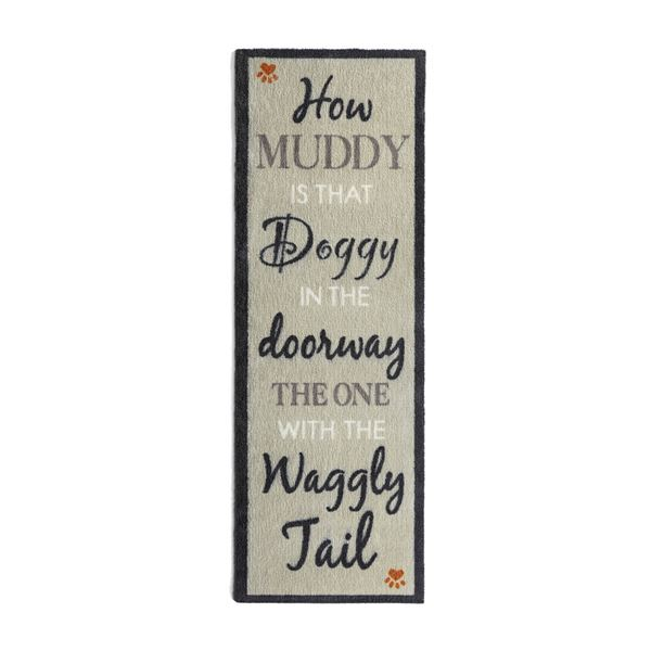 Waggly Tail - Grey