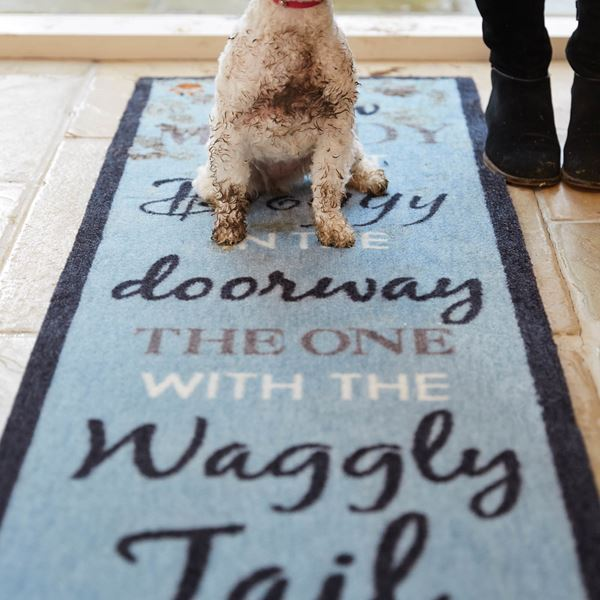 Waggly Tail - Blue