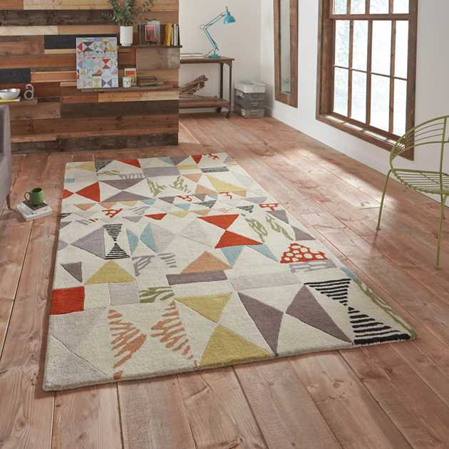 Fiona Howard Harlequin FH02 Rugs