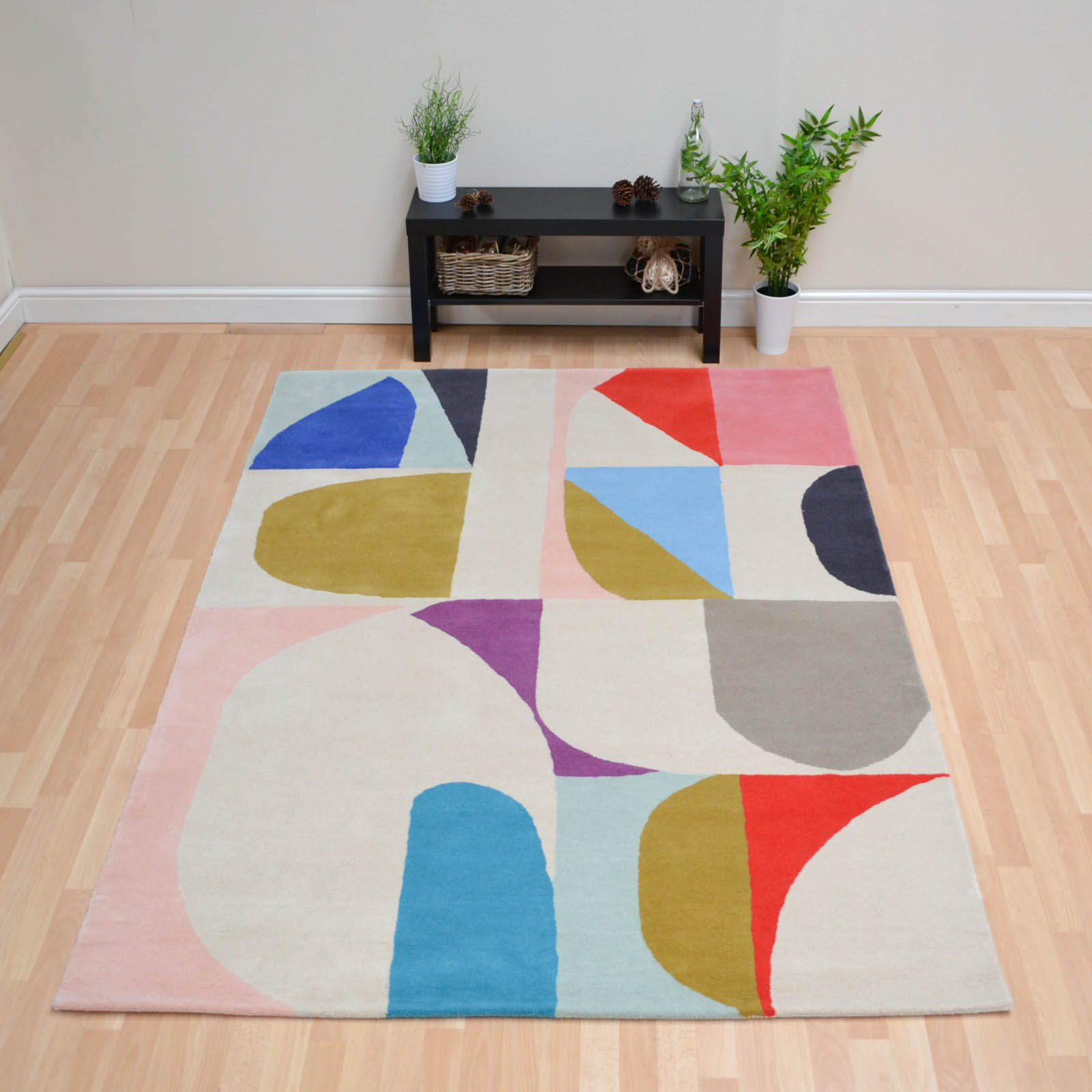 Estella Harmony 88602 Wool Rugs by Brink and Campman