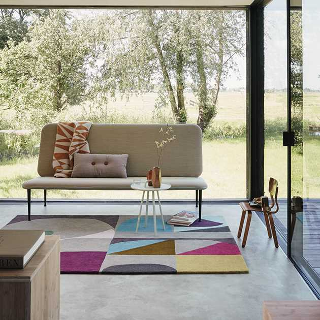 Estella Harmony 88605 Wool Rugs by Brink and Campman
