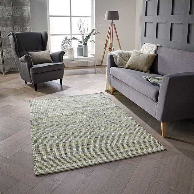 Harper Rugs in Green