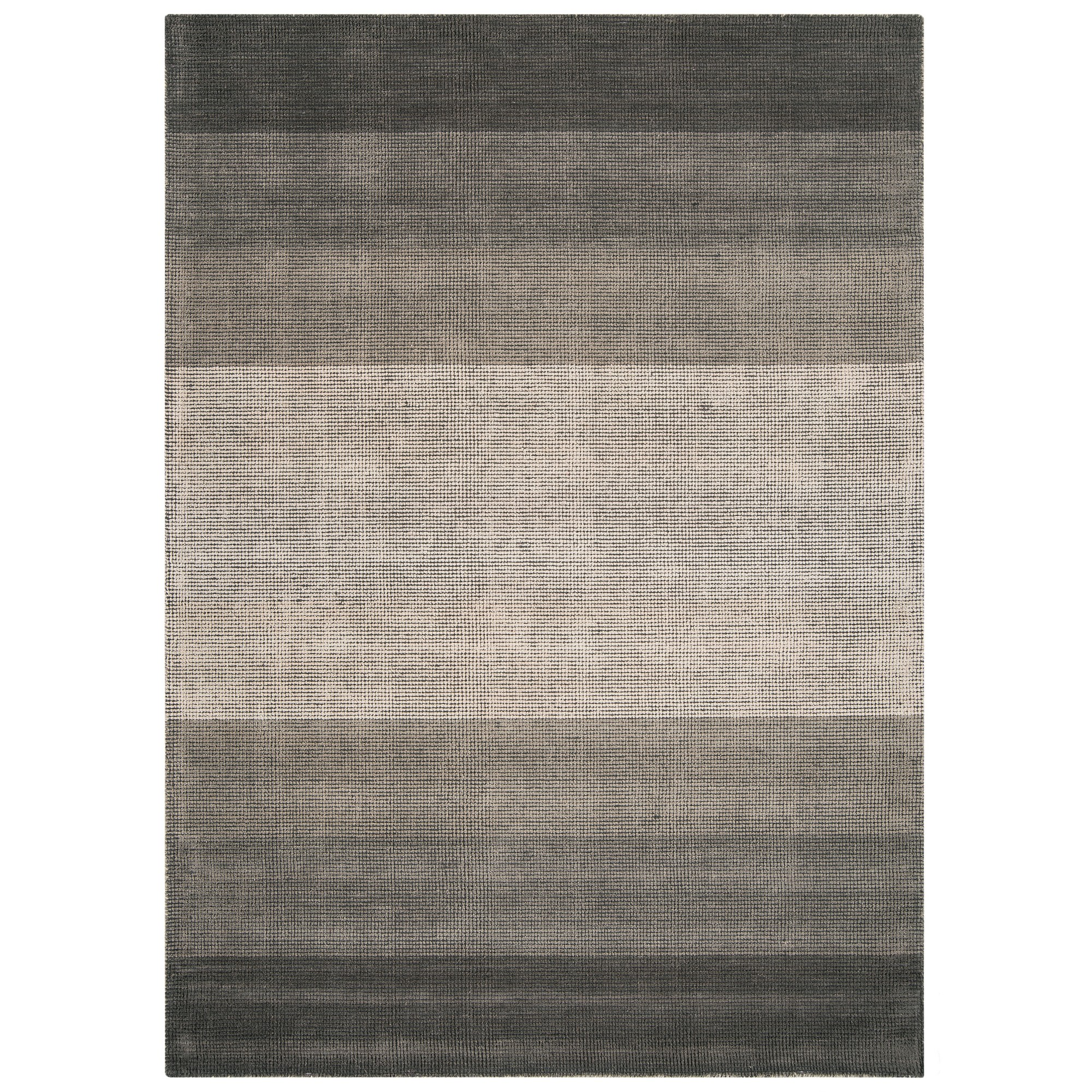 Hays Rugs in Charcoal
