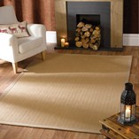 Herringbone Jute - Natural