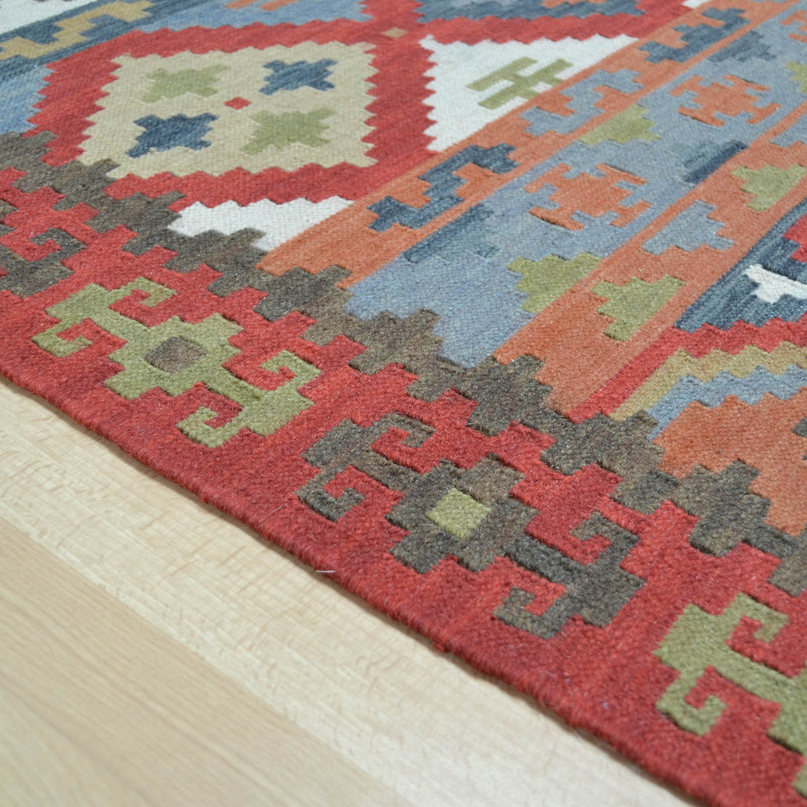 Hippie Kelim 01 Rugs. Click To View Other Images: