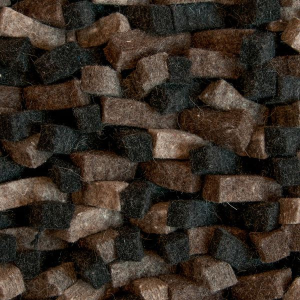 Rocks - Brown Black