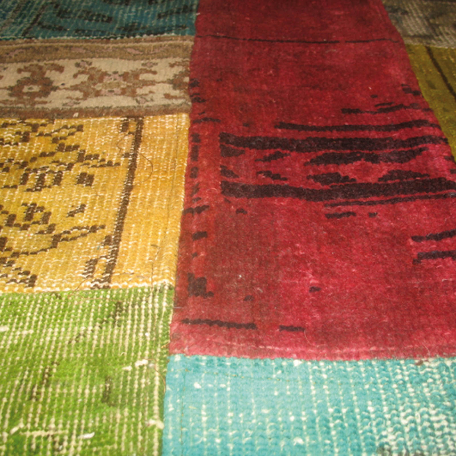 Vintage Rugs in Multi