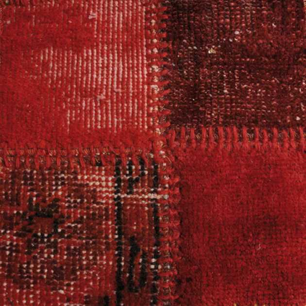 Vintage Rugs in Red