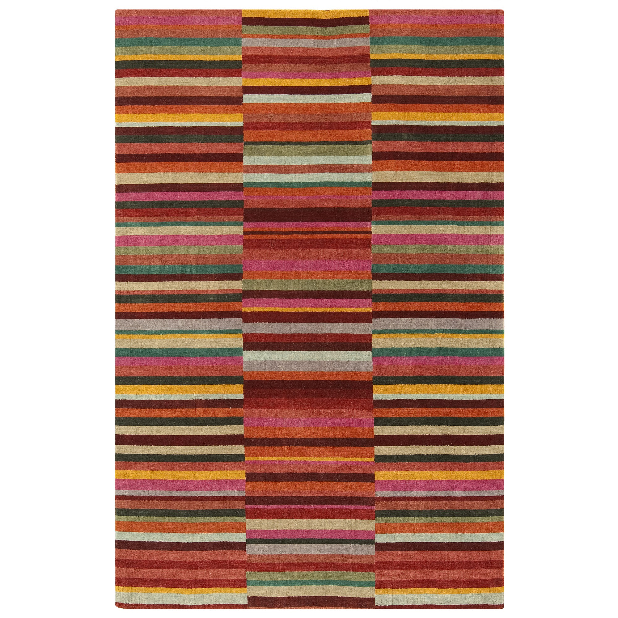 Jacob Rugs in Red Multi