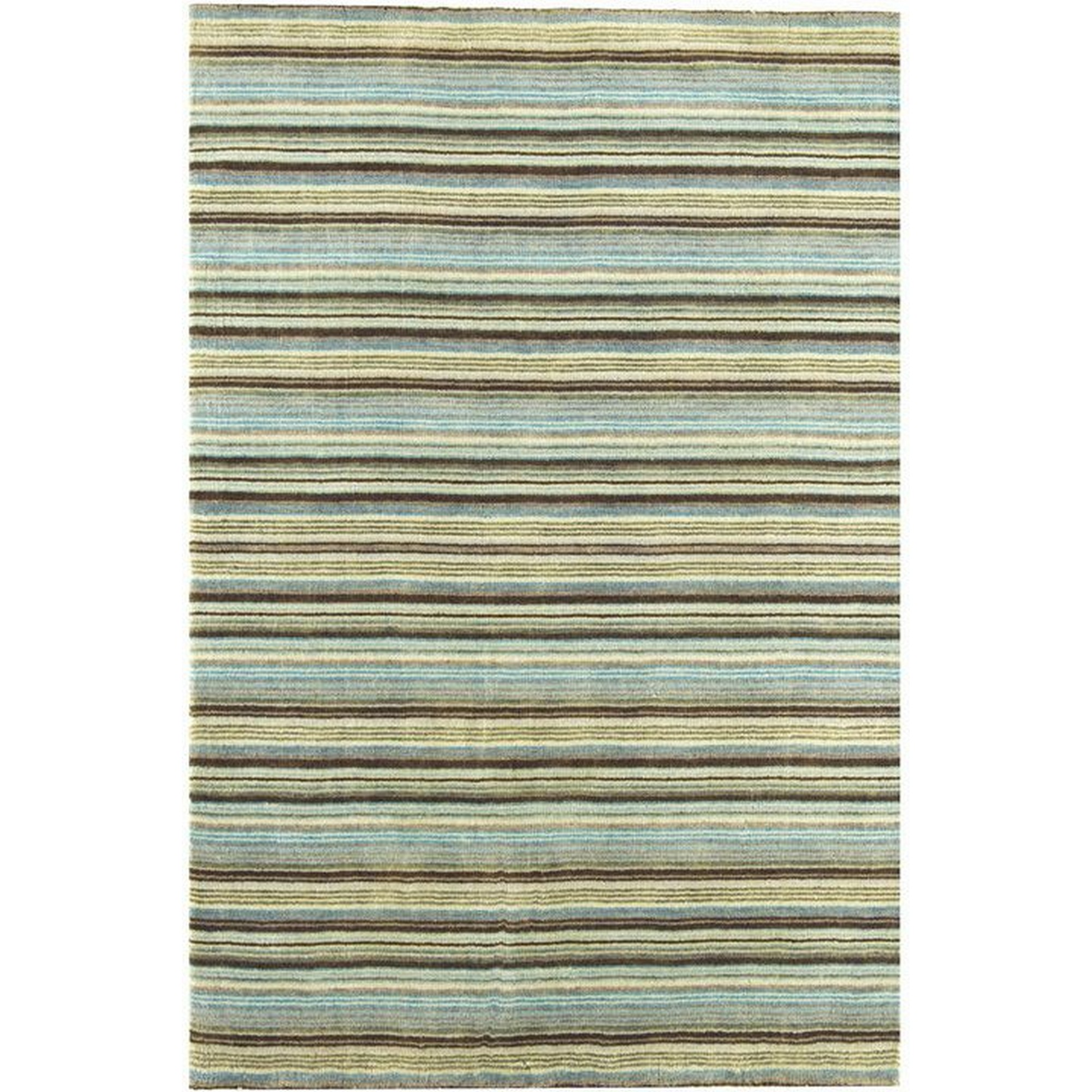 Joseph Rugs in Blue Green