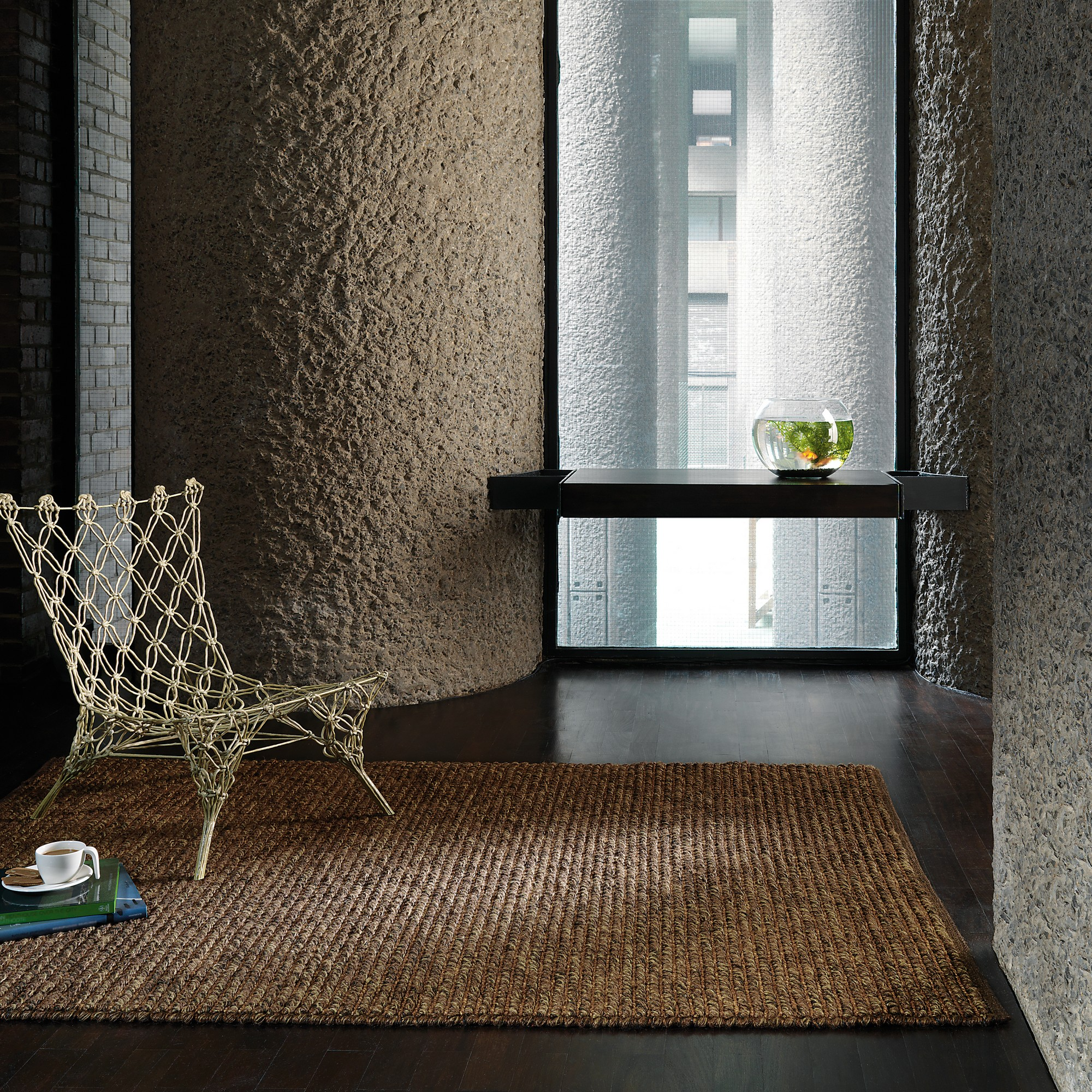 Jute Rugs in Brown