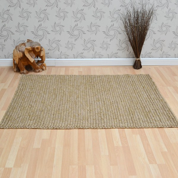 Jute Rugs In Natural Free Uk Delivery The Rug Seller
