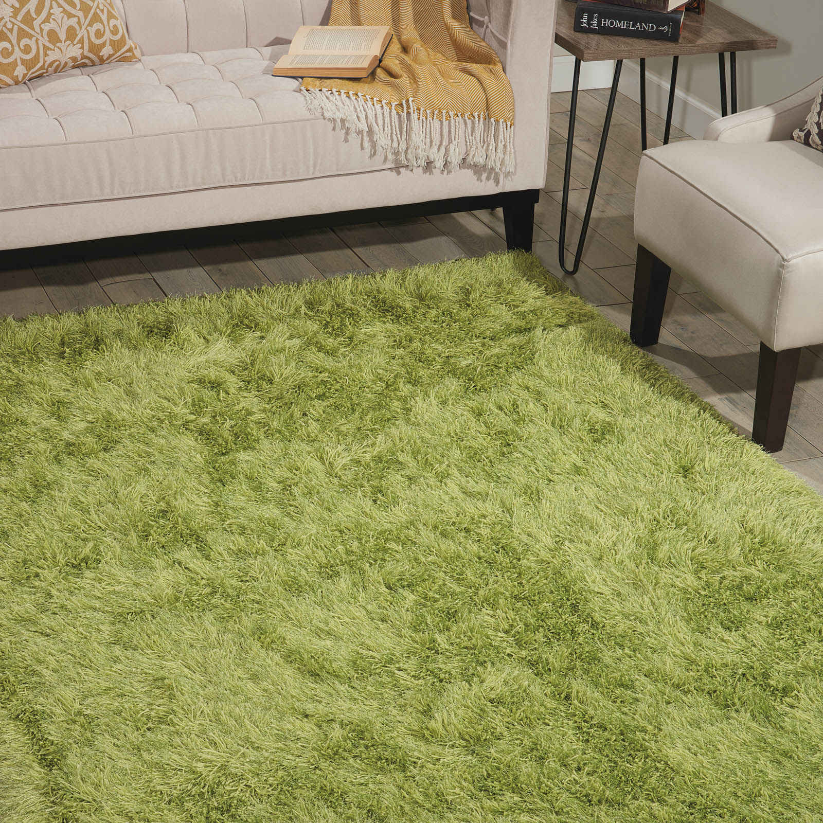 Studio Rugs KI900 in Peridot