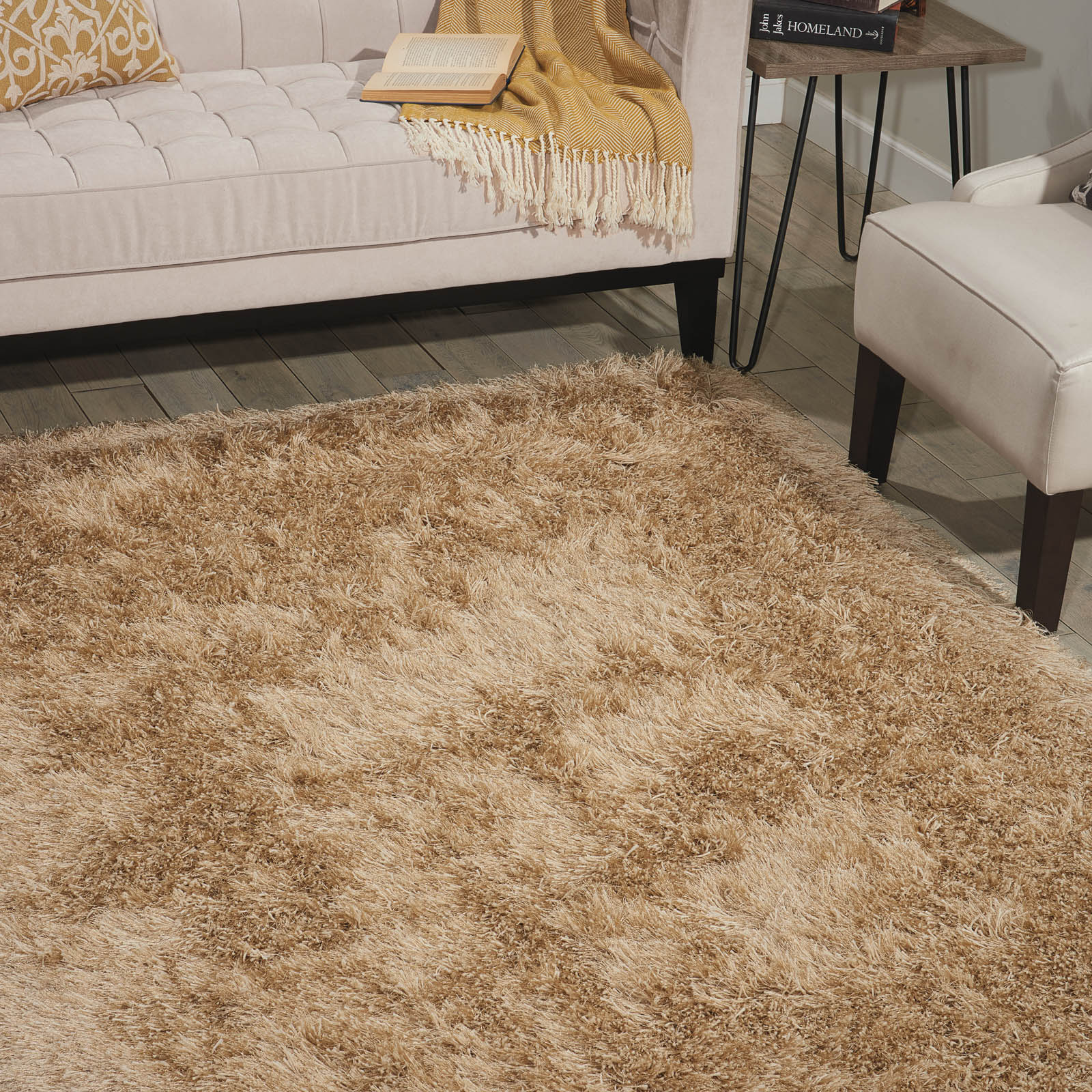 Studio Rugs KI900 in Quartz