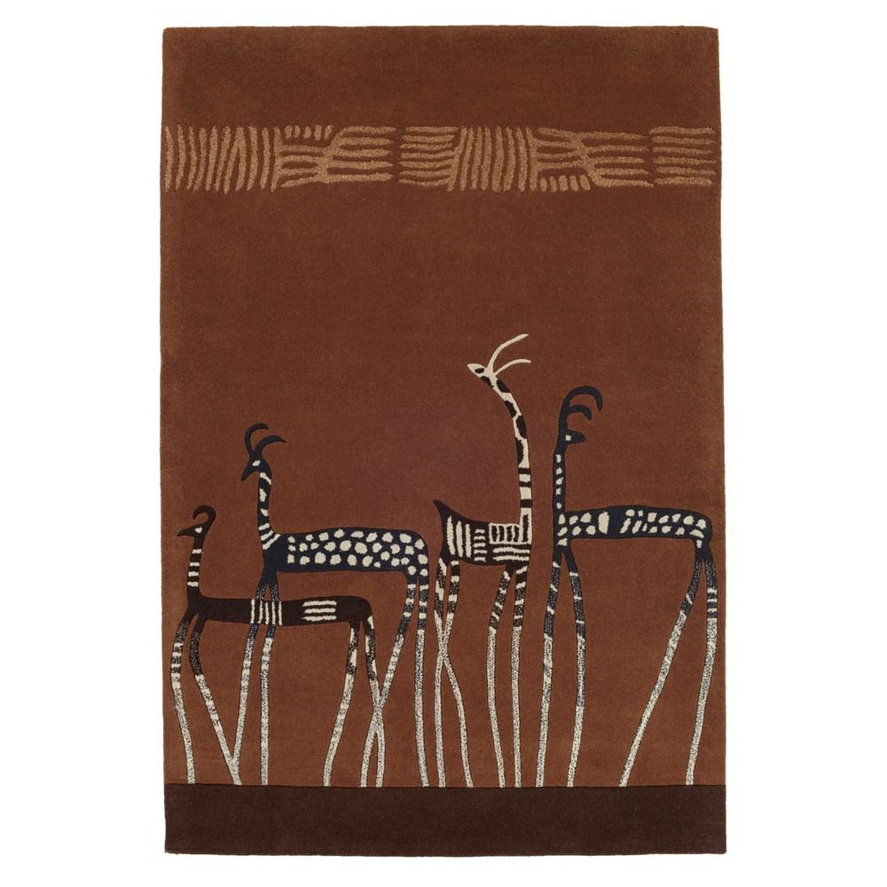 Kalahari Antelope Rugs In Brown Buy Online From The Rug