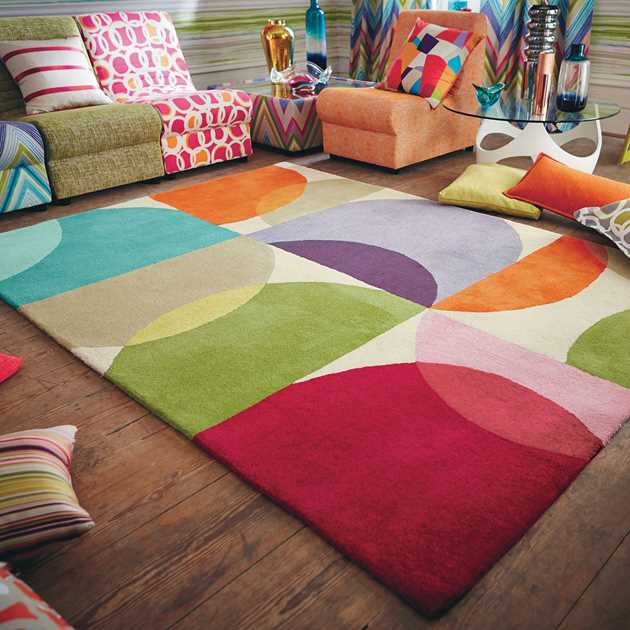 Kaleido Rugs 26000 Pop by Scion