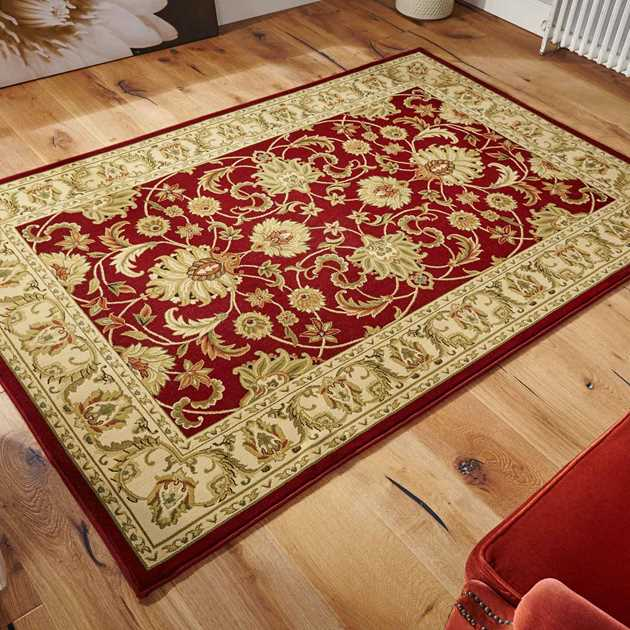 Kendra Rugs 45M Red