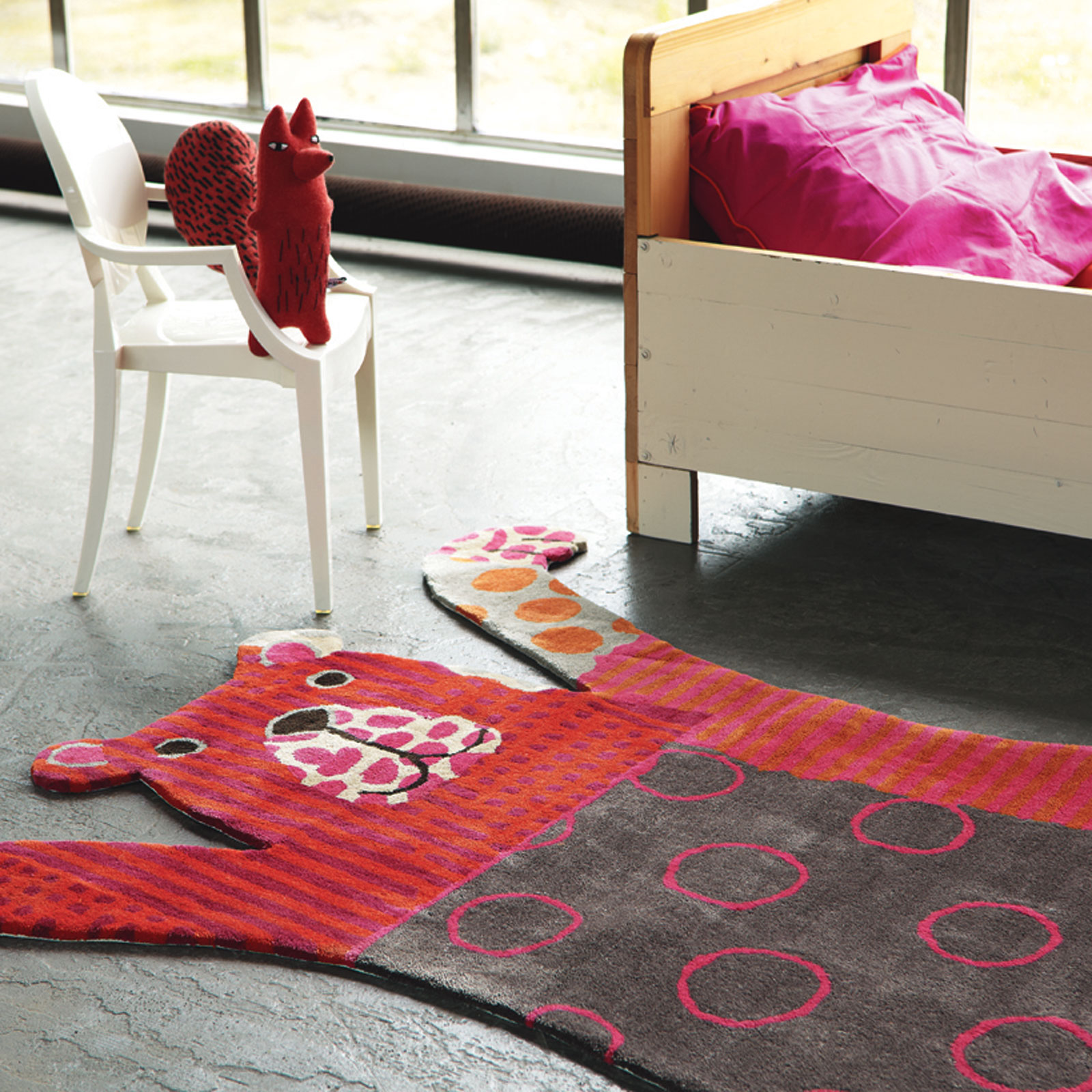 Xian Bear 41000 Kids Rugs by Brink and Campman
