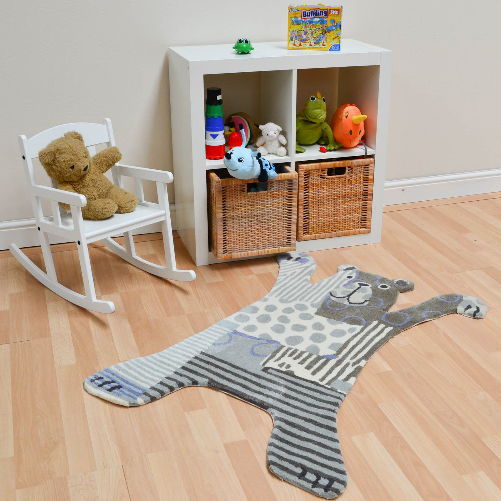 Xian Bear 41001 Kids Rugs by Brink and Campman