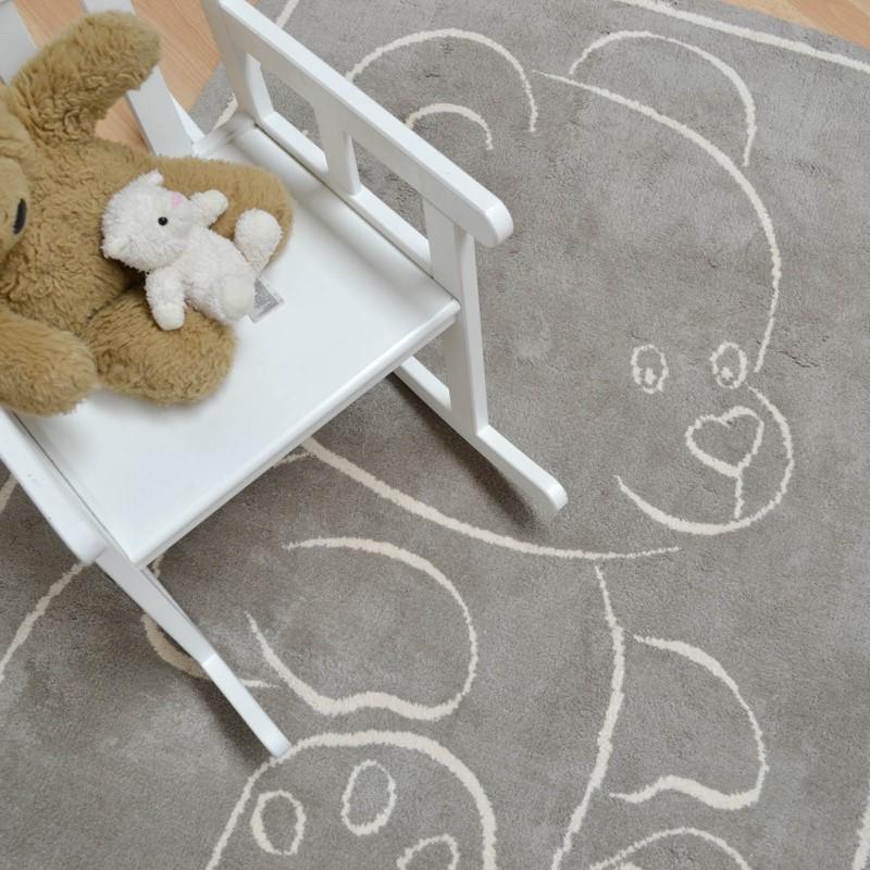 Teddy Rugs In Beige Buy Online From The Rug Seller Uk