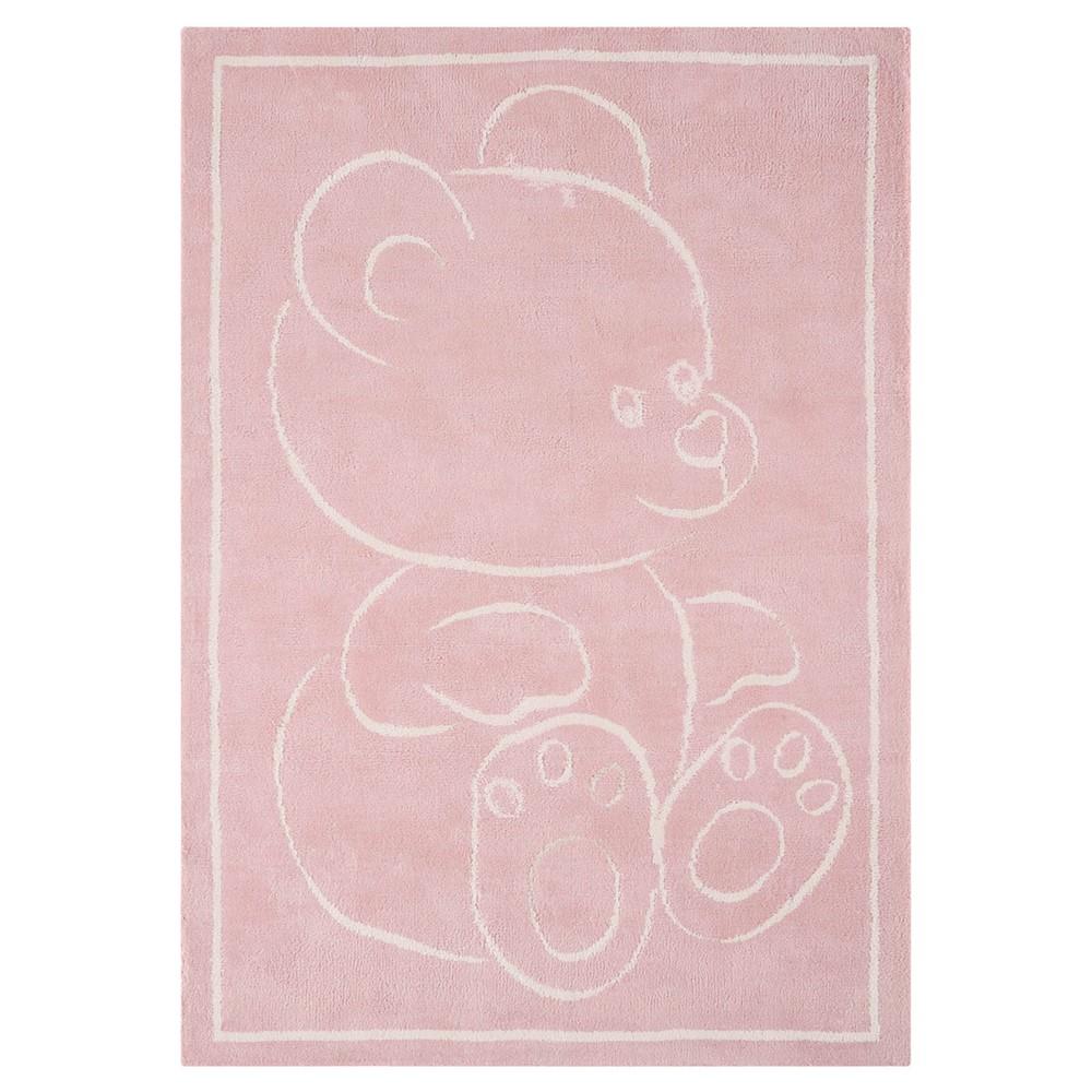 Teddy Rugs In Pink Buy Online From The Rug Seller Uk