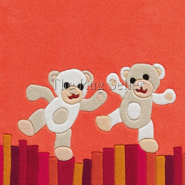 Childrens Teddy Bear Rugs 4117 40 Buy Online From The Rug