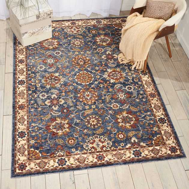 Lagos Rugs by Nourison LAG04 in Blue